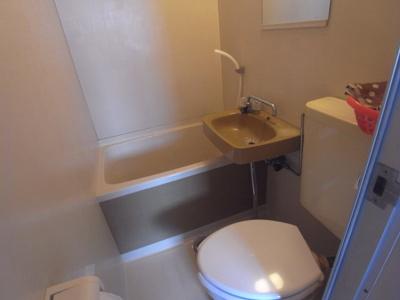 【浴室】シャルマン南野