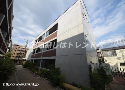 【外観】ハヤカワコートアネックス