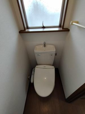 【トイレ】瓢マンション
