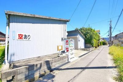 【外観】西田ガレージ