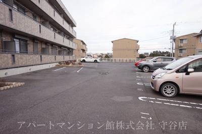 【駐車場】プロスパーA