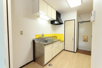 【キッチン】グリーンアヴェニュー