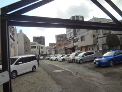 【外観】中川有料駐車場