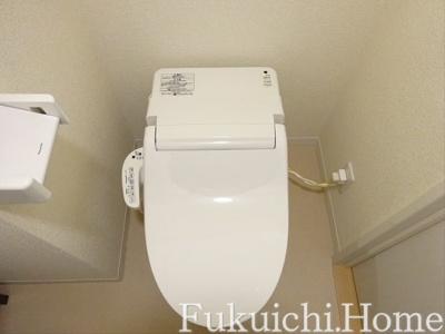 【トイレ】サンヒルズ
