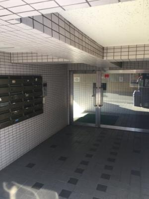 【エントランス】メゾン・ド・プラシード