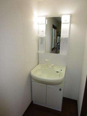 【洗面所】ヴァンベール二番館