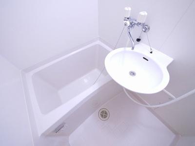 お風呂です