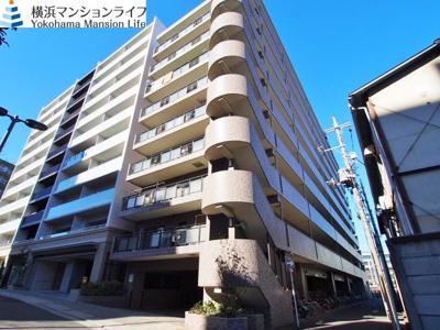 マイキャッスル・ラルジュ横浜西 外観です。