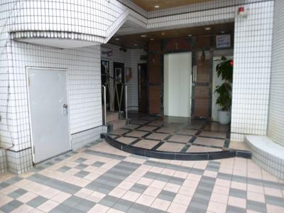 【外観】新栄プロパティー久米
