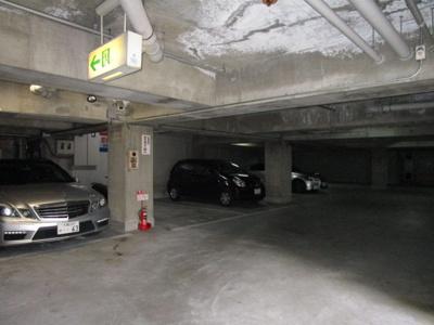 【駐車場】カルチェ・ダムールA棟