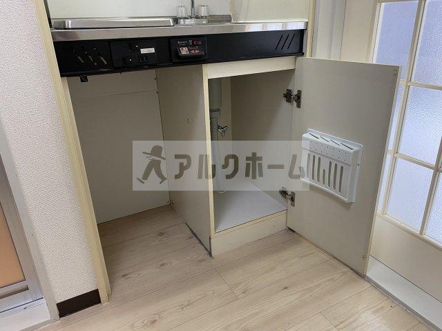 PLUS-01(プラスワン) キッチン