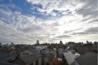 世田谷区上馬 リノベーションマンション 東急ドエルアルス駒沢大学 眺望