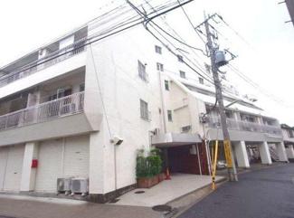 チサンマンション北沢 現地写真