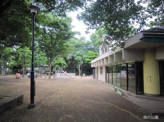 ライオンズマンション上野毛A棟 公園