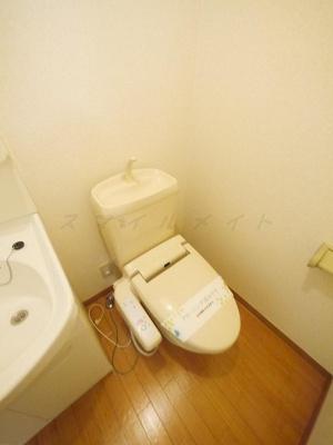 【トイレ】ブルーム鵠沼海岸
