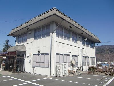 【外観】箕輪町中箕輪 貸事務所