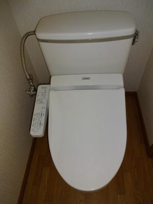 【トイレ】川岸上4丁目