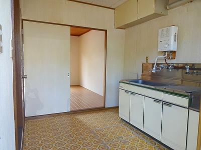 【キッチン】川岸上3丁目(2)