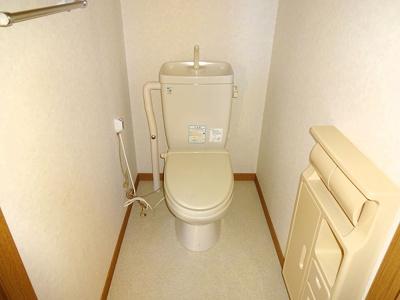 【トイレ】下諏訪町西高木