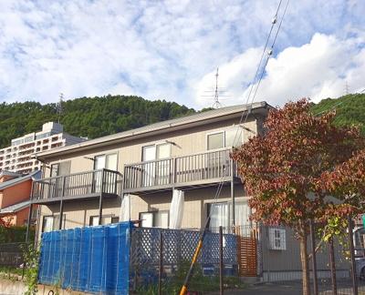 【外観】下諏訪町西高木