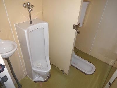 【トイレ】本町2丁目 貸事務所
