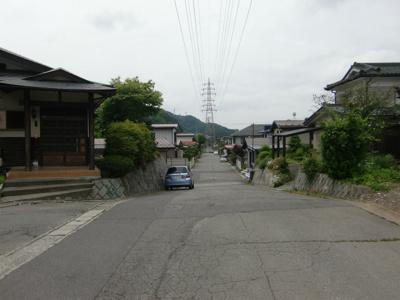 【外観】下諏訪町町屋敷8