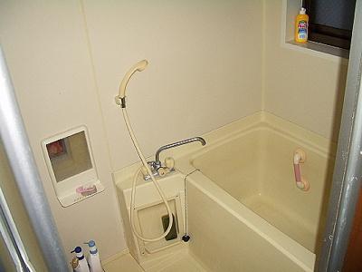 【浴室】岡谷市中央町1丁目
