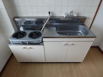 【キッチン】山本マンション
