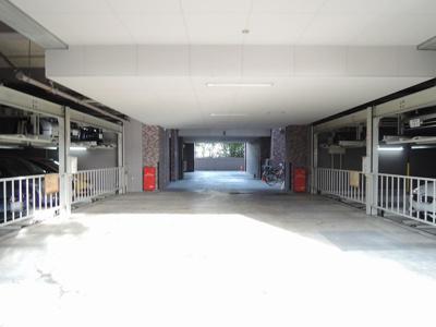 【駐車場】クレッセント新川崎Ⅳ
