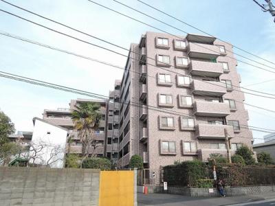 【外観】クレッセント新川崎Ⅳ