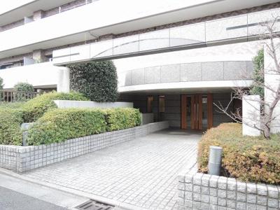 【エントランス】クレッセント新川崎Ⅳ