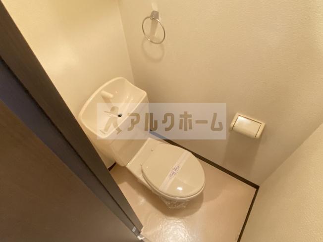 パルトネールさとの1番館 トイレ