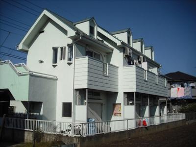 【ジュネパレス津田沼第12】はロフト付きの1K賃貸アパート!