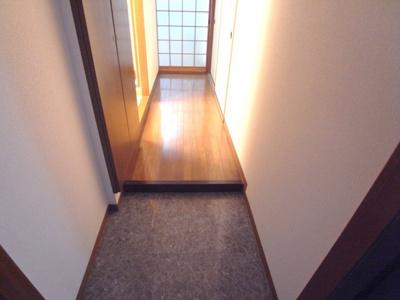 【玄関】OKハイツ8号館