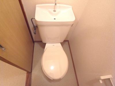 【トイレ】OKハイツ8号館