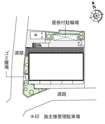 【区画図】モンテチェルキオ