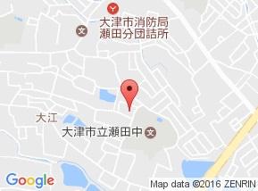 【地図】ハイム千部野