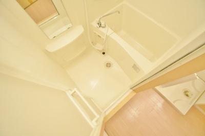 【浴室】結テラス