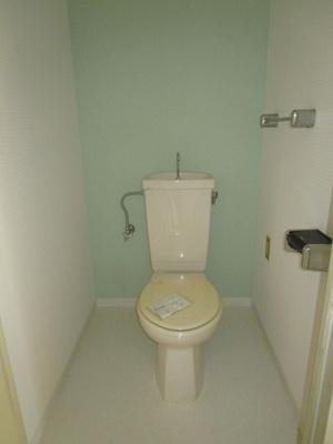 【トイレ】K・グレースコート