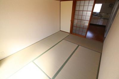 【寝室】吉里マンション