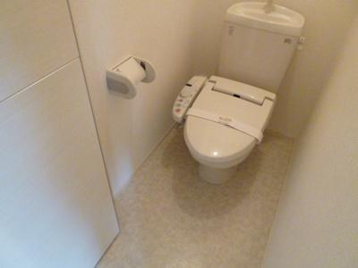 【トイレ】スカイフィールドⅡ