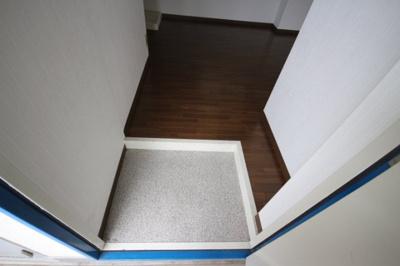 【玄関】アクセスコート
