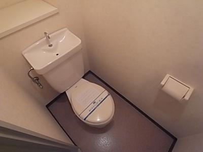 【トイレ】サンビュー
