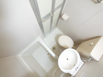 【浴室】シティパレス21法蓮P-1