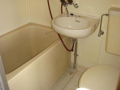 【浴室】平井マンション