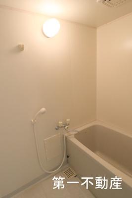 【浴室】ソレーユ藤本