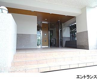渋谷区代々木 リノベーションマンション 「サンクタス代々木ヒルズ 102」 エントランス