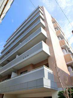 渋谷区代々木 リノベーションマンション 「サンクタス代々木ヒルズ 102」 外観