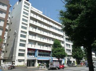 渋谷区代々木 リノベーションマンション 「西参道マンション 602」 外観