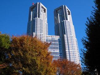 「代々木コーポラス 410」 東京都庁